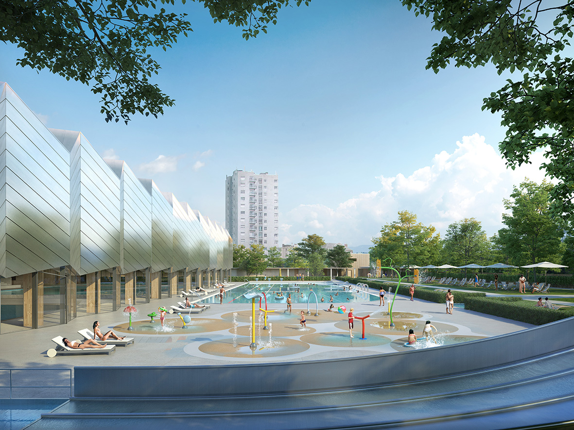 Future piscine d 39 agglom ration chamb ry m tropole for Chambery metropole piscine