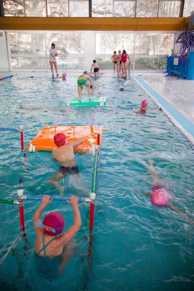 Actions p dagogiques des quipements collectifs d for Chambery metropole piscine