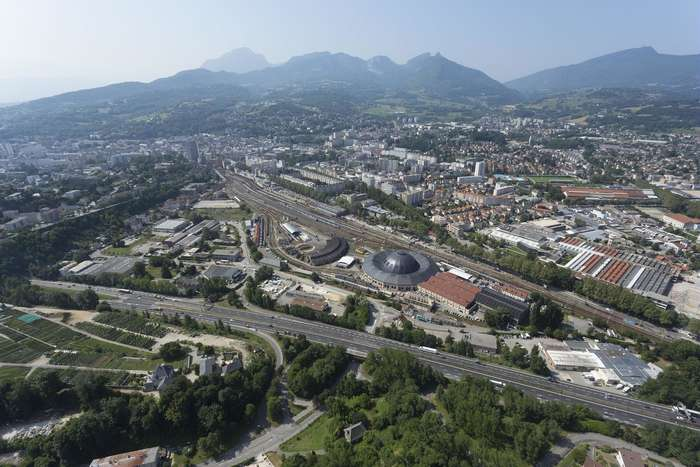 Concertation quartier cassine grand chamb ry for Projet chambery