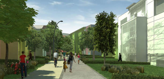 Grands projets grand chamb ry for Projet chambery